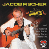 Album artwork for Jacob Fischer: Guitarist