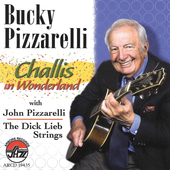 Album artwork for Bucky Pizzarelli: Challis In Wonderland