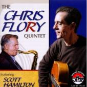 Album artwork for Chris Flory Quintet Featuring Scott Hamilton