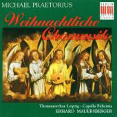 Album artwork for Praetorius: Christmas Choral Music