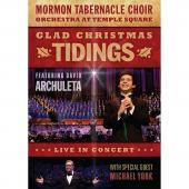 Album artwork for Mormon Tabernacle Choir Glad Tidings