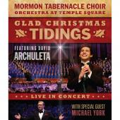 Album artwork for GLAD CHRISTMAS TIDINGS (BLURAY)