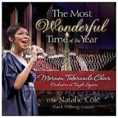 Album artwork for Mormon Tabernacle: w/ Natalie Cole