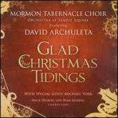 Album artwork for Mormon Tabernacle Choir -Glad Christmas Tidings fe