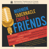 Album artwork for MORMON TABERNACLE CHOIR & FRIENDS
