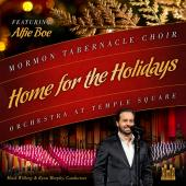 Album artwork for Mormon Tabernacle: Home for the Holidays