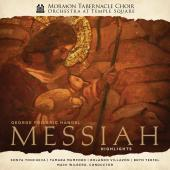 Album artwork for Handel: Messiah - Highlights