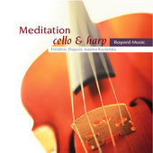 Album artwork for Meditation: Cello & Harp