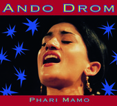 Album artwork for Phari Mamo:Ando Drom