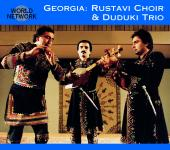 Album artwork for Georgia: Rustavi Choir & Duduki Trio