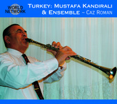 Album artwork for Turkey:  Mustaf Kandirali & Ensemble