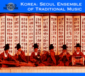 Album artwork for Korea:Seoul Ensemble