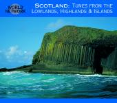 Album artwork for Scotland:Tunes From The Lowlands, Highlands & Isla