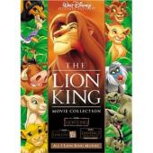 Album artwork for The Lion King Movie Collection - Special Edition