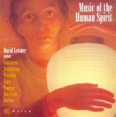Album artwork for David Leisner: Music of the  Human Spirit