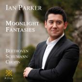 Album artwork for Ian Parker: Beethoven, Schumann, Brahms