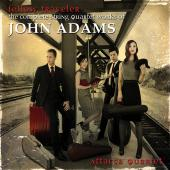 Album artwork for John Adams: Complete String Quartets / Fellow Trav