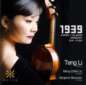Album artwork for 1939 - TENG LI