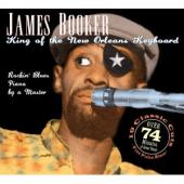 Album artwork for James Booker: King Of The New Orleans Keyboard