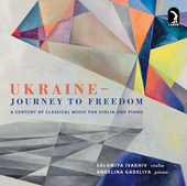 Album artwork for Ukraine: Journey to Freedom