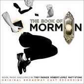 Album artwork for BOOK OF MORMON (2LP)