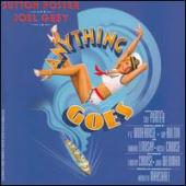 Album artwork for Anything Goes New Broadway Cast Album