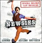 Album artwork for Newsies - OBC