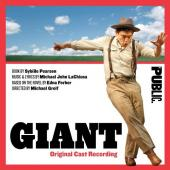 Album artwork for Giant Original Cast Recording