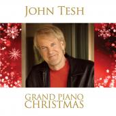 Album artwork for John Tesh: GRAND PIANO CHRISTMAS