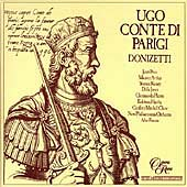 Album artwork for UGO CONTE DI PARIGI