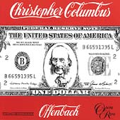 Album artwork for Offenbach: CHRISTOPHER COLUMBUS