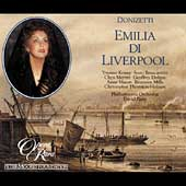Album artwork for EMILIA DI LIVERPOOL