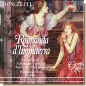 Album artwork for ROSMONDA D'INGHITERRA