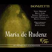 Album artwork for MARIA DE RUDENZ