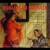 Album artwork for ZORAIDA DI GRANATA