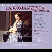 Album artwork for LA ROMANZESCA E L'UOMO NERO