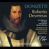 Album artwork for ROBERTO DEVEREUX