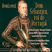 Album artwork for DOM SEBASTIEN, ROI DE PORTUGAL