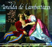 Album artwork for Donizetti: Imelda de'Lambertazzi
