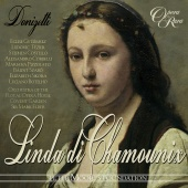Album artwork for Donizetti: Linda di Chamounix