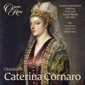 Album artwork for Donizetti: Caterina Cornaro / Parry