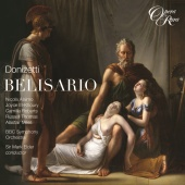 Album artwork for Donizetti: Belisario / Elder