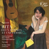 Album artwork for Donizetti: Rita / Elder, Karneus, Banks, Maltman