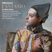 Album artwork for Offenbach: Fantasio / Connolly, Braun, Edler