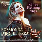 Album artwork for ROSMONDA D'INGHILTERRA