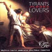 Album artwork for TYRANTS AND LOVERS