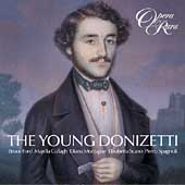 Album artwork for YOUNG DONIZETTI, THE