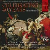 Album artwork for Opera Rara, Celebrating 40 Years - Then and Now
