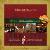 Album artwork for Musikfreunde: Friends of Music