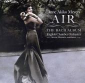 Album artwork for Anne Akiko Meyers: Air - The Bach Album